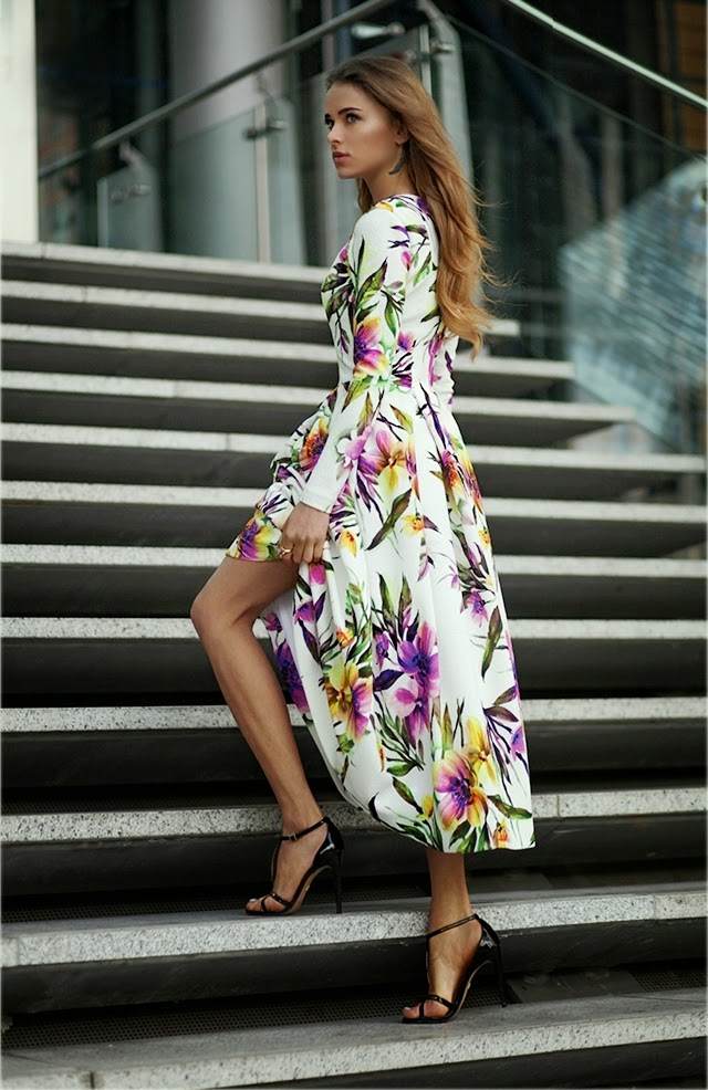 Floral Fashion Trend Spring Summer 2014 Just The Design