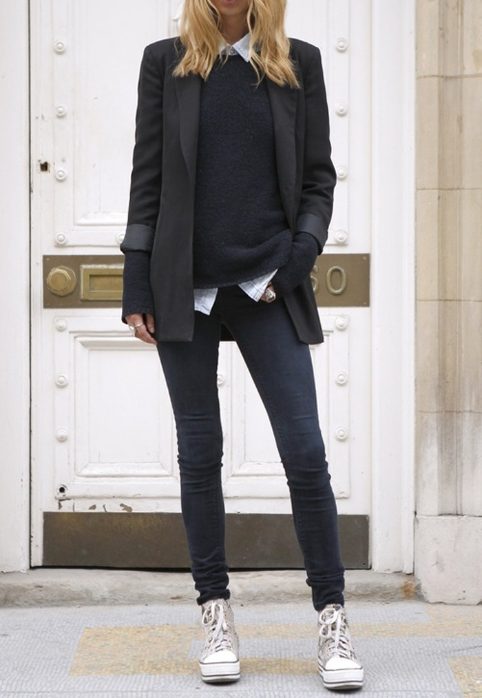The Olivia Palermo Monochrome Street Style Book - GETSTYLED.NET