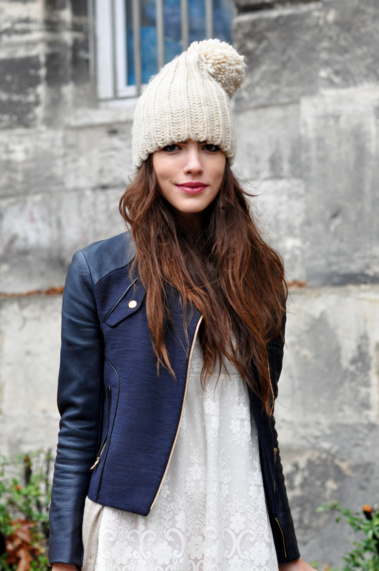 Street Style March 2014 Beanie Unknown Blogger/Photographer