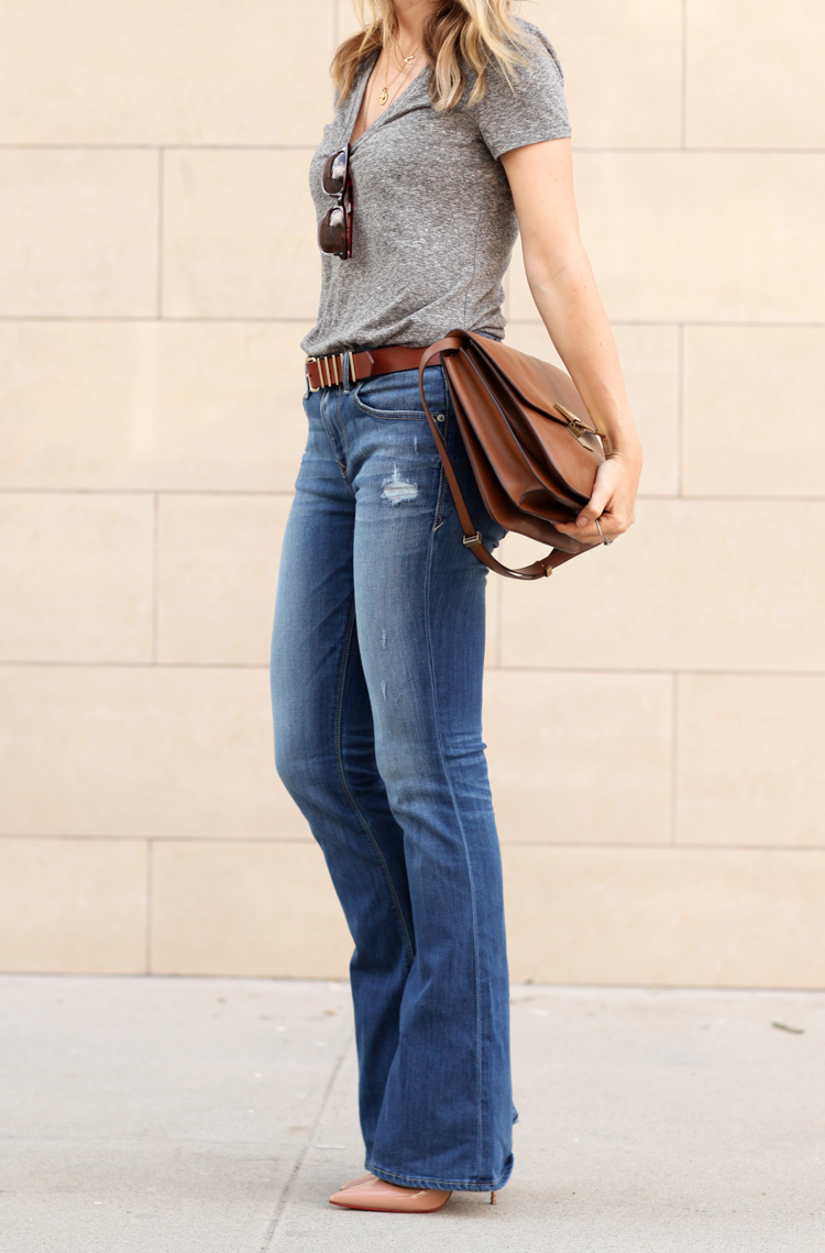 Fashion Trend, 2015: Everyone's Wearing... Flared Jeans - Just The ...