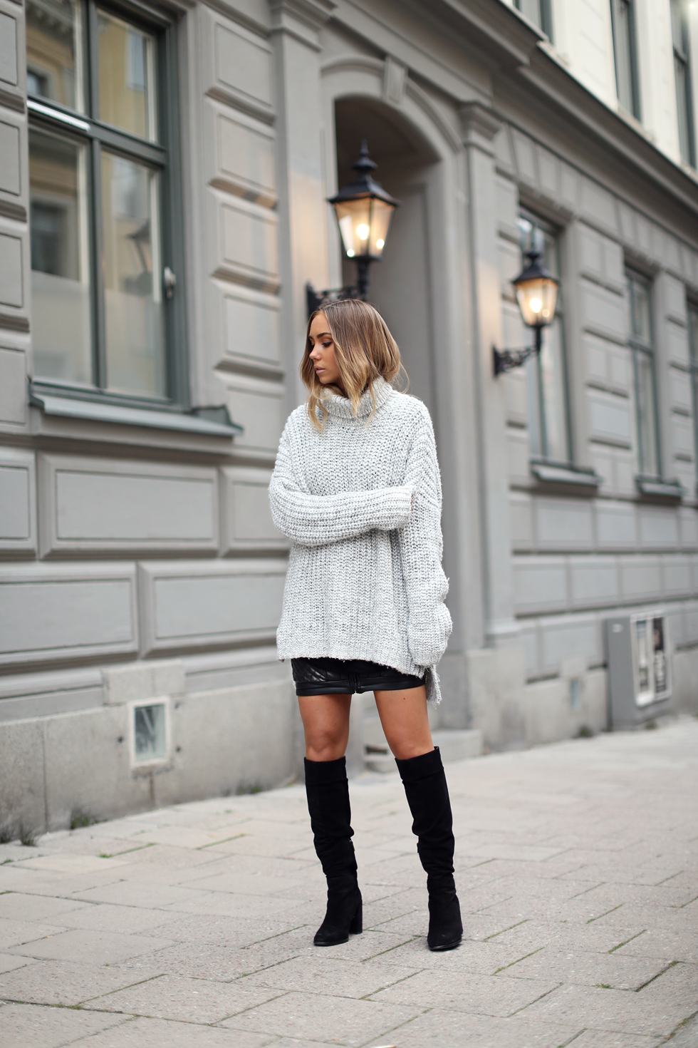 3c1528af The Oversized Sweater, An Autumn Style Staple - Just The Design