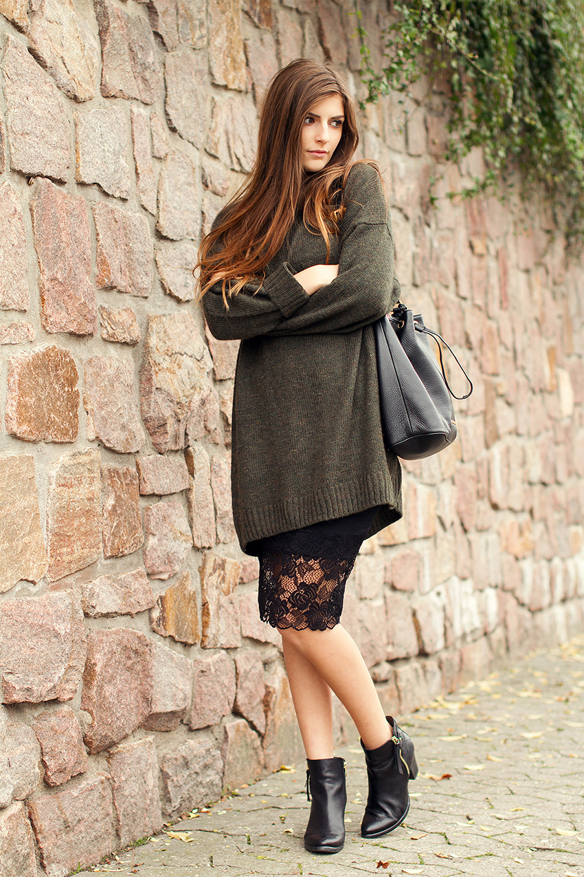 The Oversized Sweater An Autumn Style Staple Just The