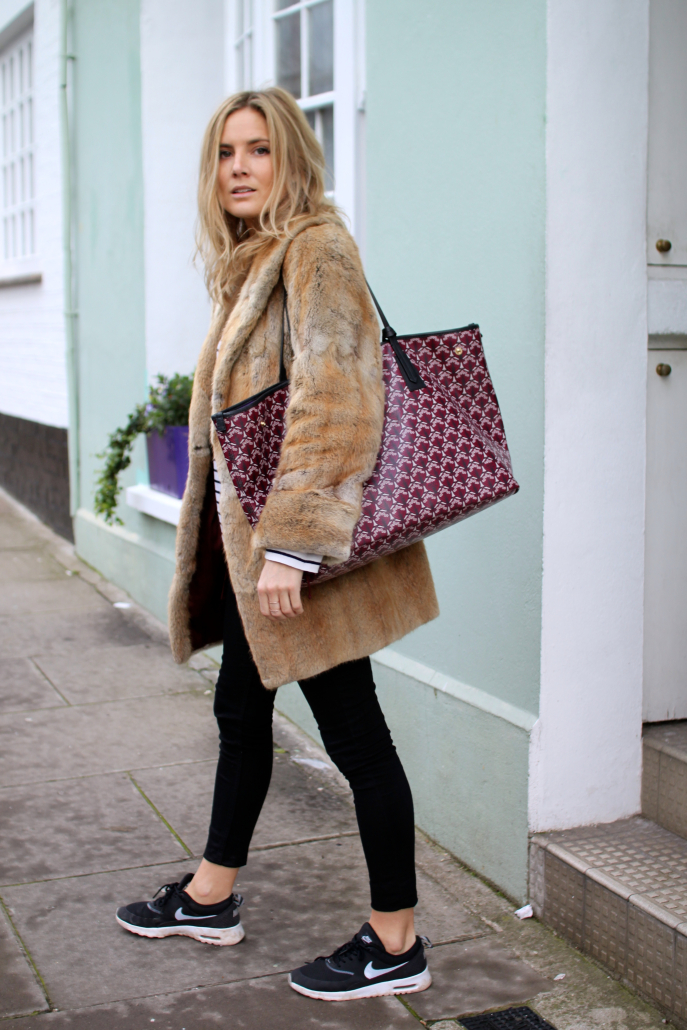 Fluffy Coats For Winter... Here Are Some Of The Best Ones - Just ...