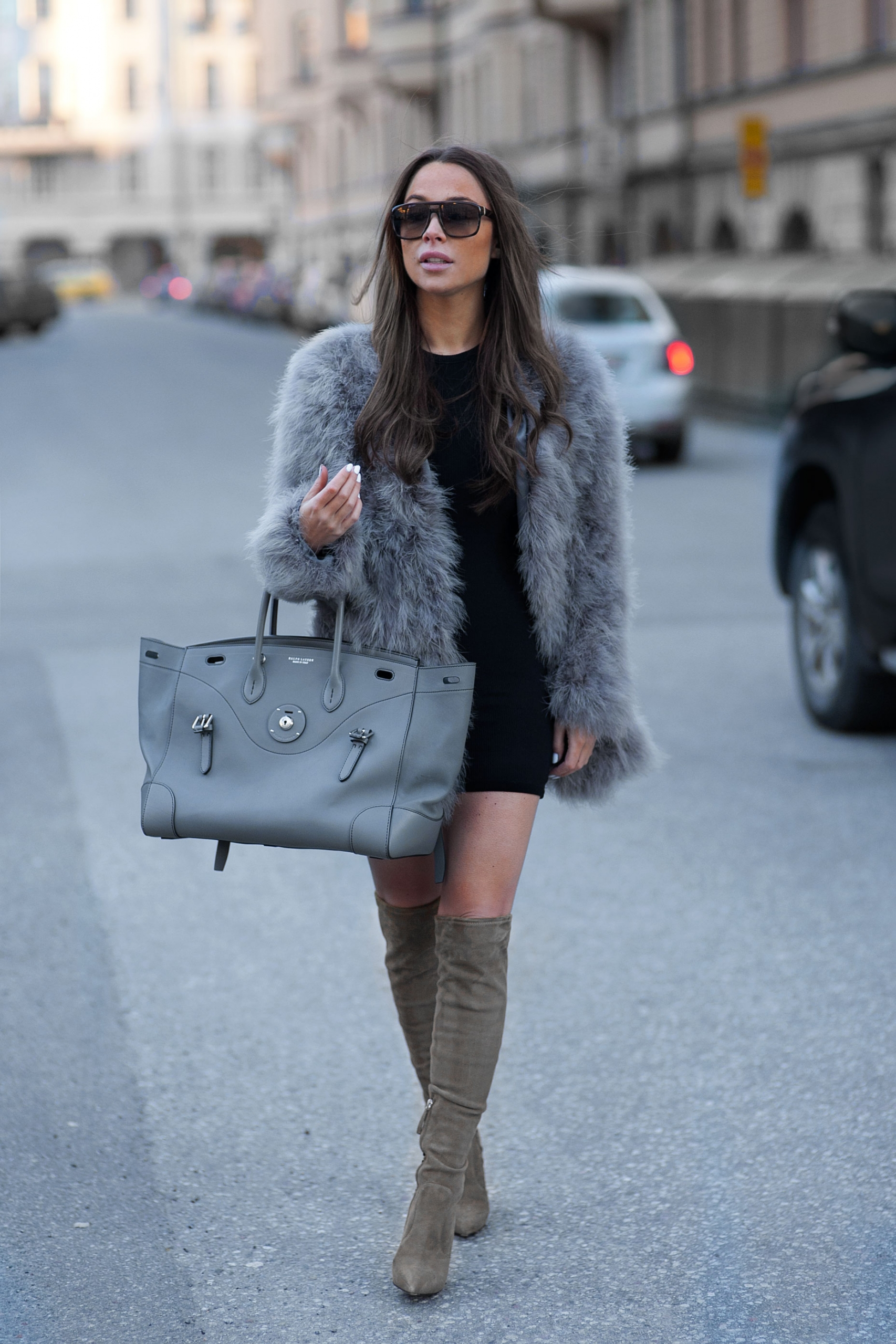 Fuzzy Furry Fashion Trend Autumn 2014 Just The Design