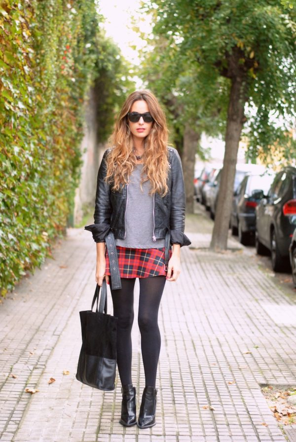 The Plaid Trend Is Everywhere