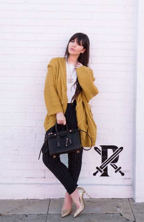 A Trend In Autumn: How To Wear Yellow Mustard In Style? - Just The ...