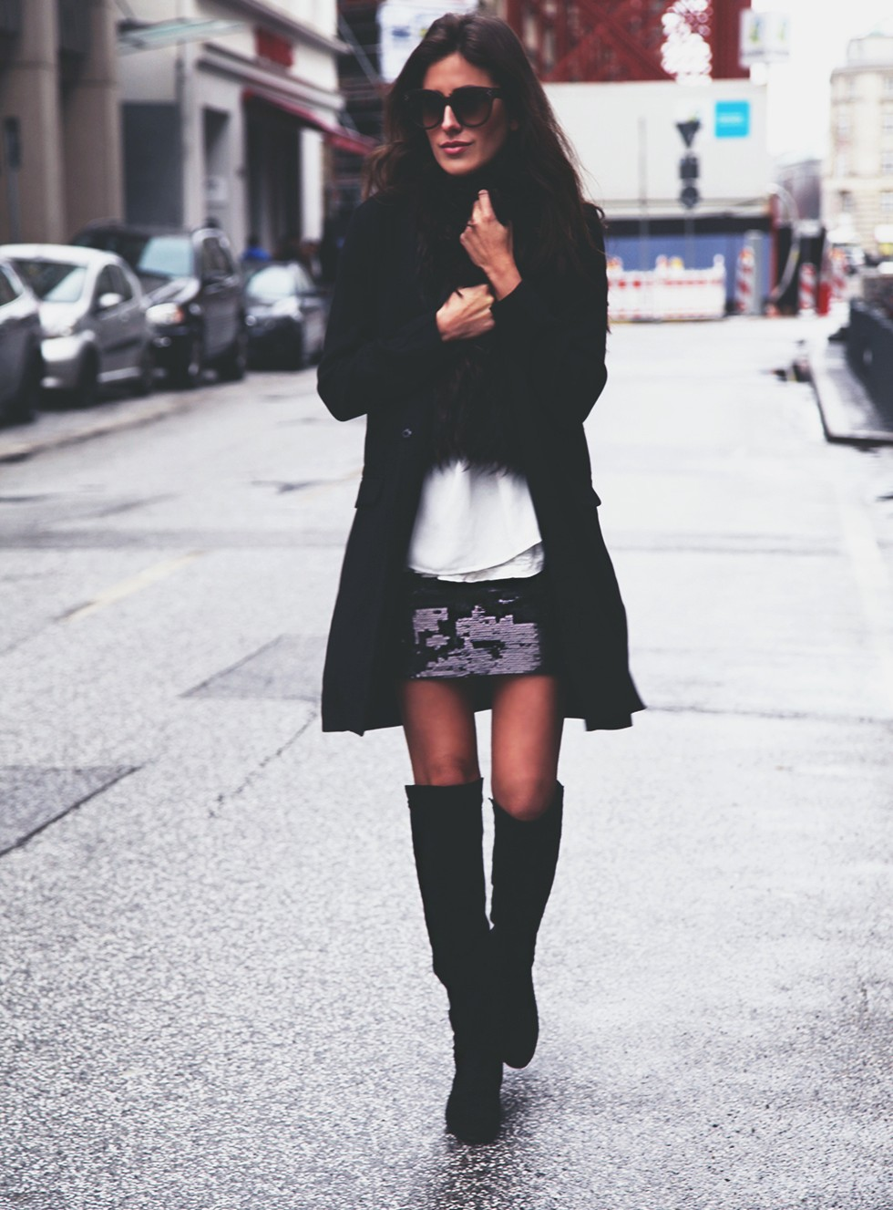 over the knee fashion boots | Gommap Blog