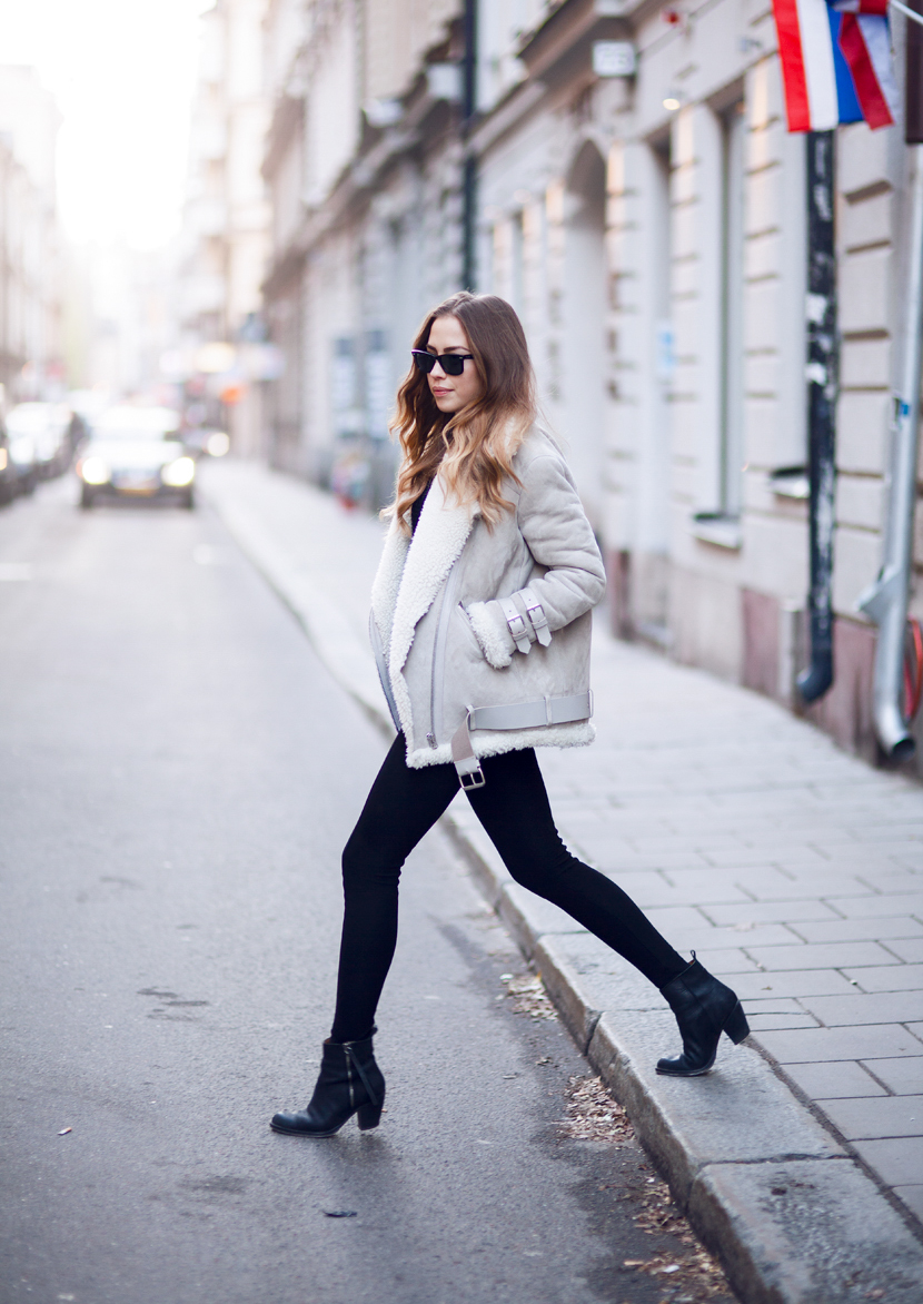 Shearling And Sheepskin Trend Autumn/Winter 2014 - Just The Design