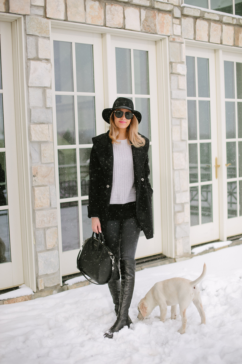 Winter Outfits And Ideas You'd Want To Copy - Just The Design