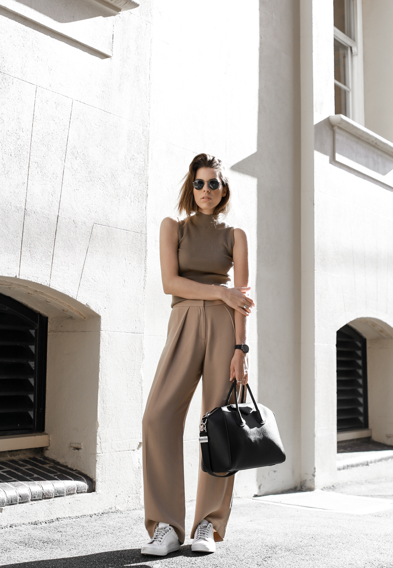 Neutral Outfits And Ideas: Camel, Cream, Beige And Nude