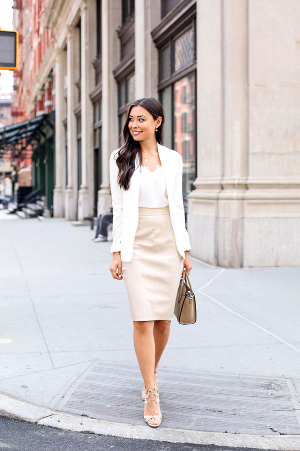 Neutral outfits and ideas camel cream beige and nude for What color shirt goes with a purple skirt