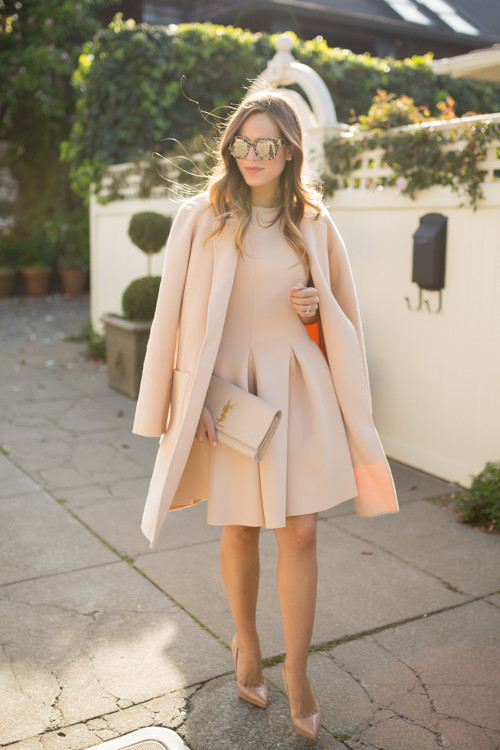 Neutral Outfits And Ideas: Camel Cream Beige And Nude Always