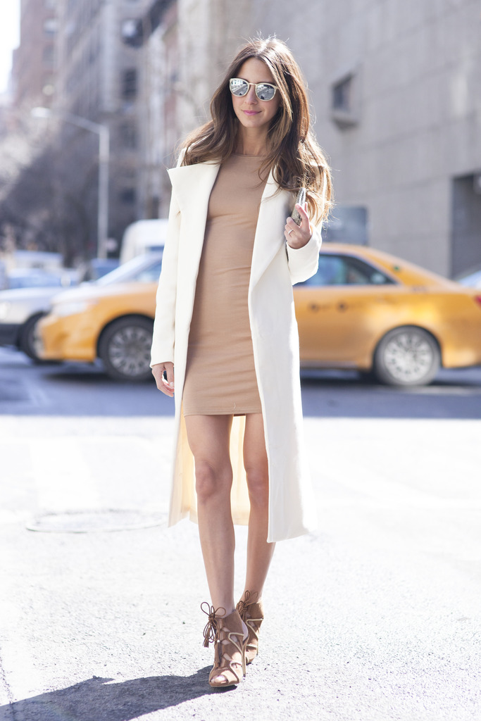 Neutral Outfits And Ideas: Camel, Cream, Beige And Nude ...