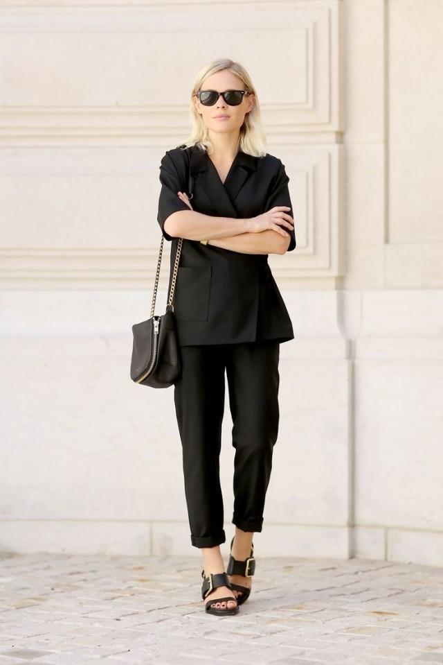 All Black Outfits - You Really Can't Go Wrong