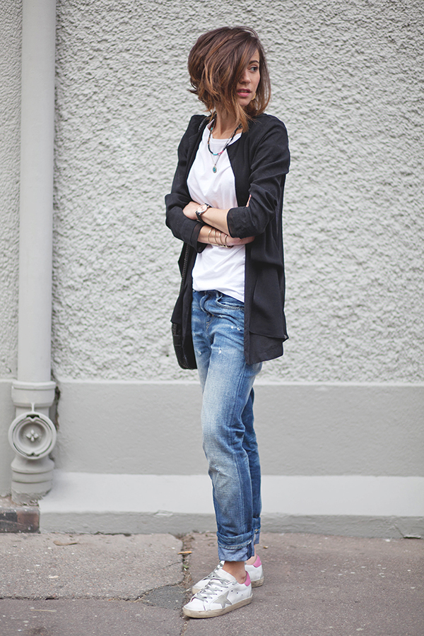 Tomboy Blog Fashion