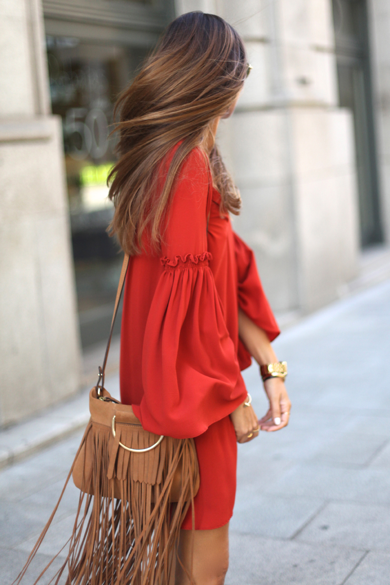 How To Style The Bell Sleeve Trend Outfits And Ideas