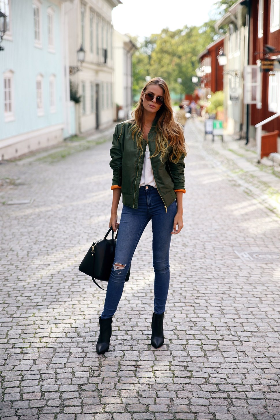 100+ Fall Outfits... Ease Into The Coming Season - Fall Outfit Ideas - Just The Design