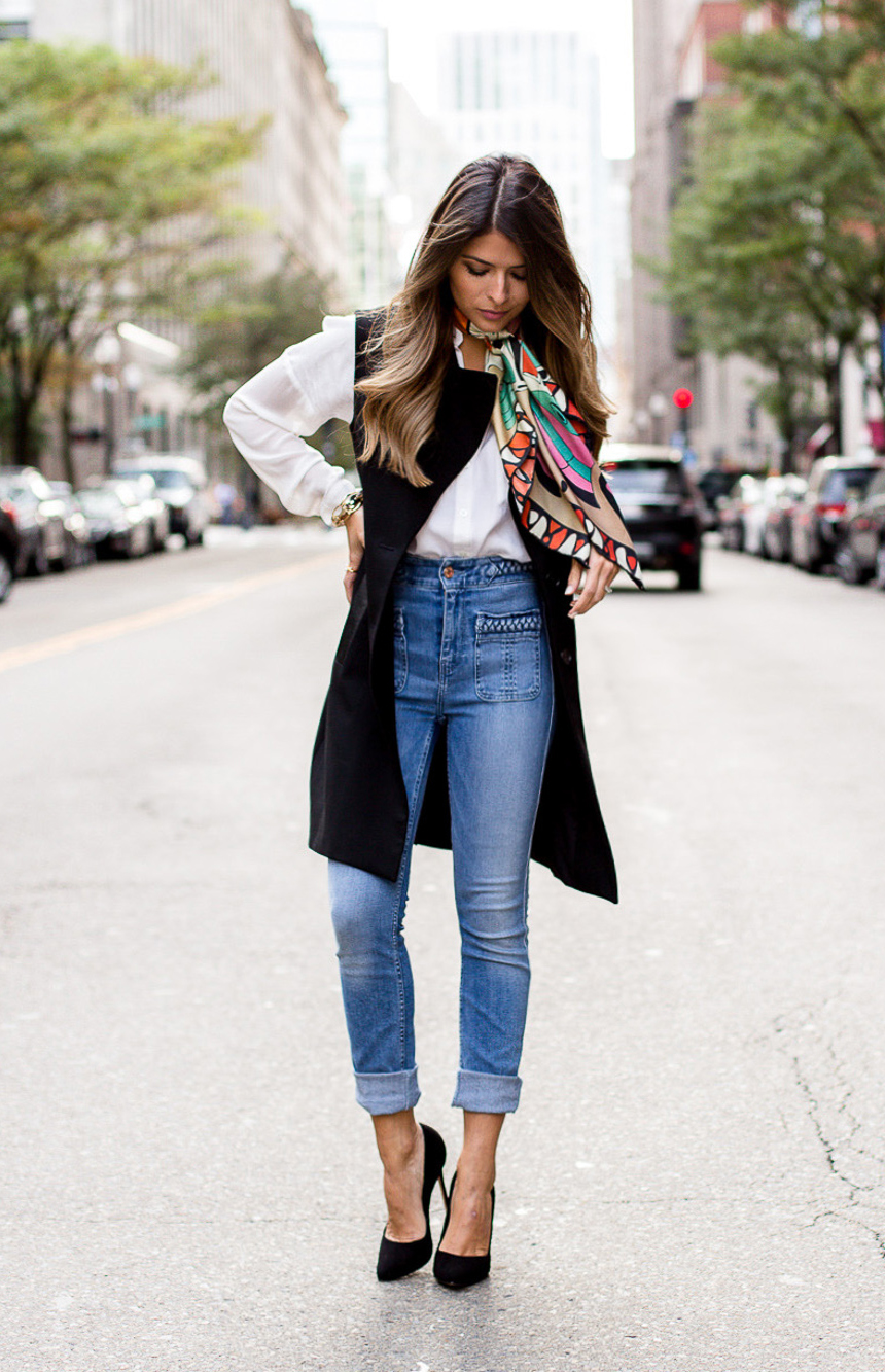 "May 17,  · No longer are high-waisted jeans considered ""mom"" jeans everyone is rocking them, and they look pretty amazing. And I'm sure you've noticed that for the past few summers, high-waisted shorts have been huge."