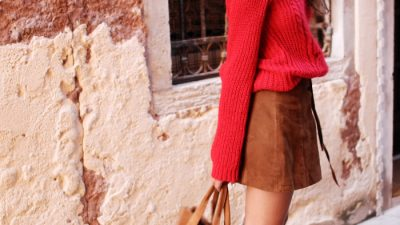 Chic and Comfy Sweater And Skirt Combos