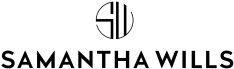 SAMANTHA WILLS logo