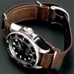 The Rolex Sea-Dweller Deepsea X With Leather Nato Gunny Straps