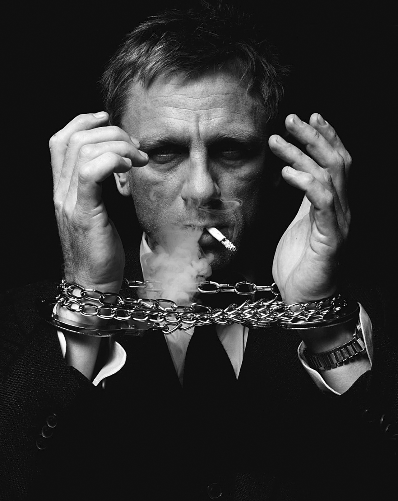 Daniel Craig Fashion Photography