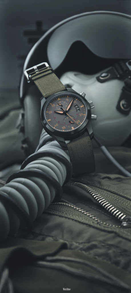 IWC Top Gun Miramar Watch