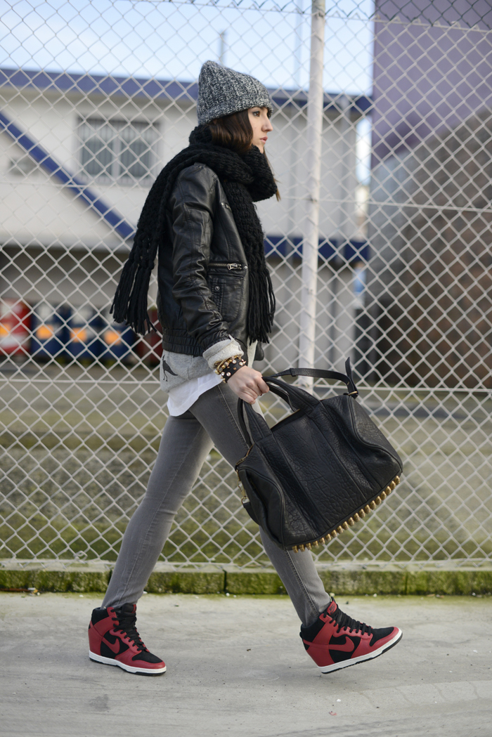 Jeans From Suiteblanco And Alexander Wang Rocco Duffel
