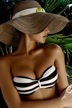 Elisandra Tomacheski Models For Ellis Beach Wear SS 2013