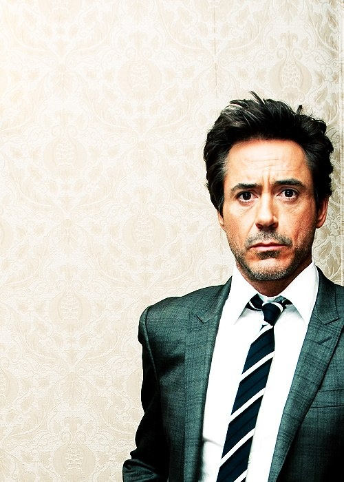 Robert Downey Jr Fashion Style
