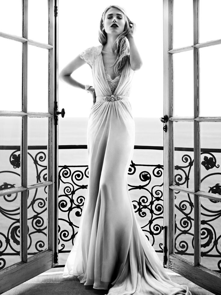 Jenny Packham Wedding Dress Spring 2012