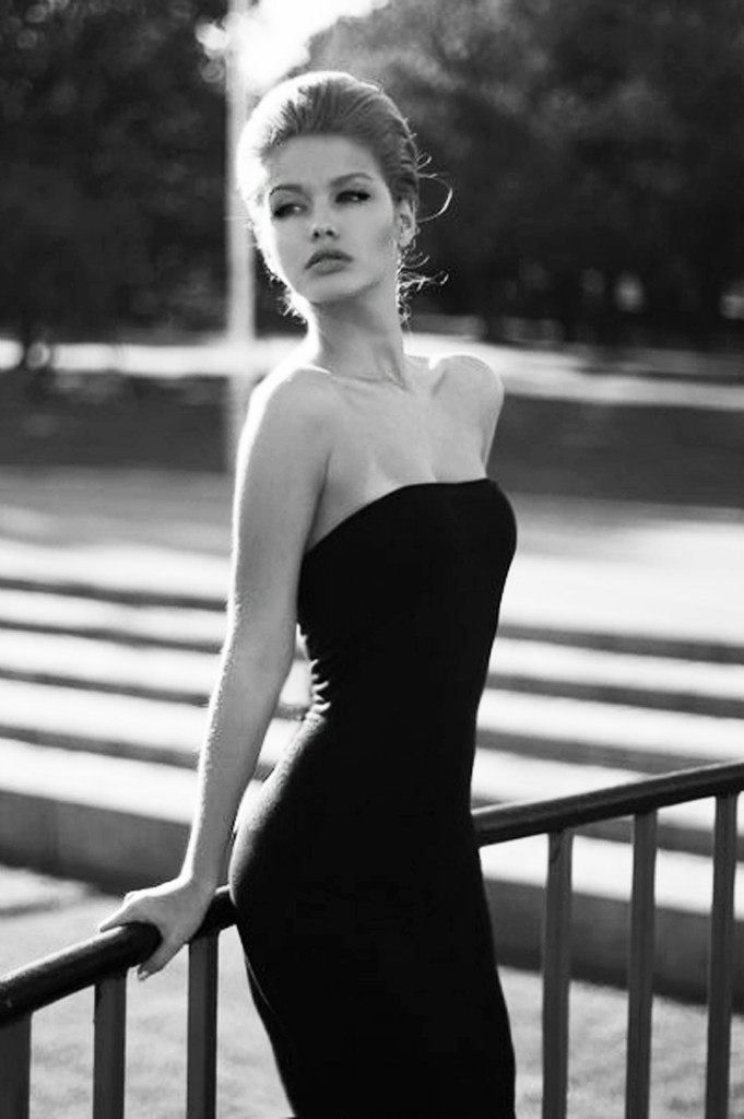 Black Dress Unknown Photographer