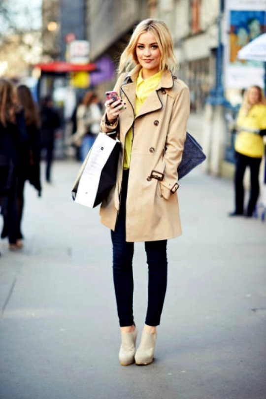 Trench Coat Via Mix De Uma Diva