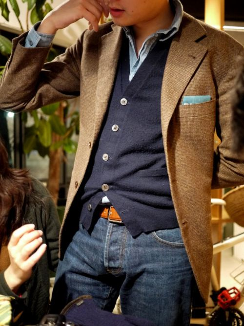 Men's Casual Dress Style Via Maxton