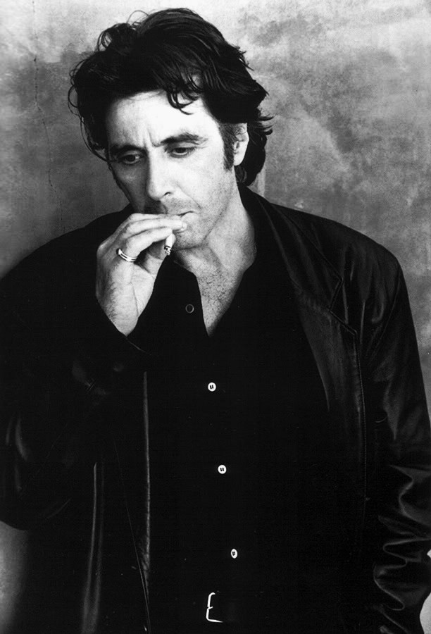 Al Pacino Photographed by Greg Gorman