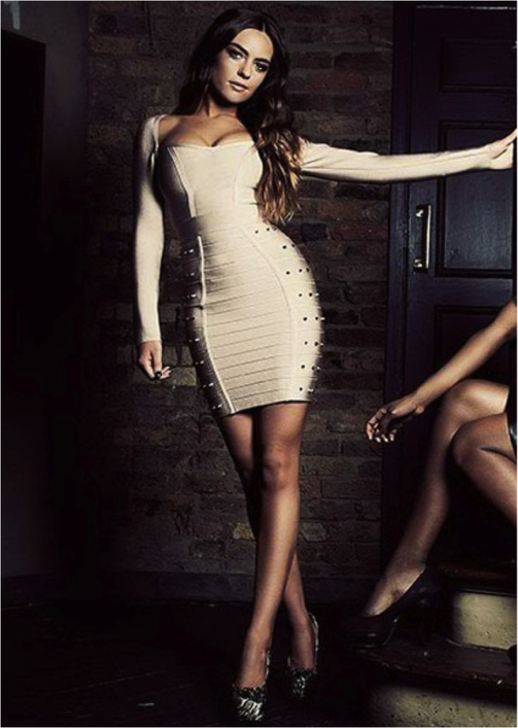 Herve Leger Dress Fashion Style