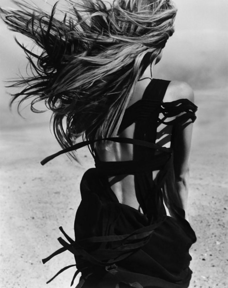 Black & White Fashion Photography Unknown Photographer