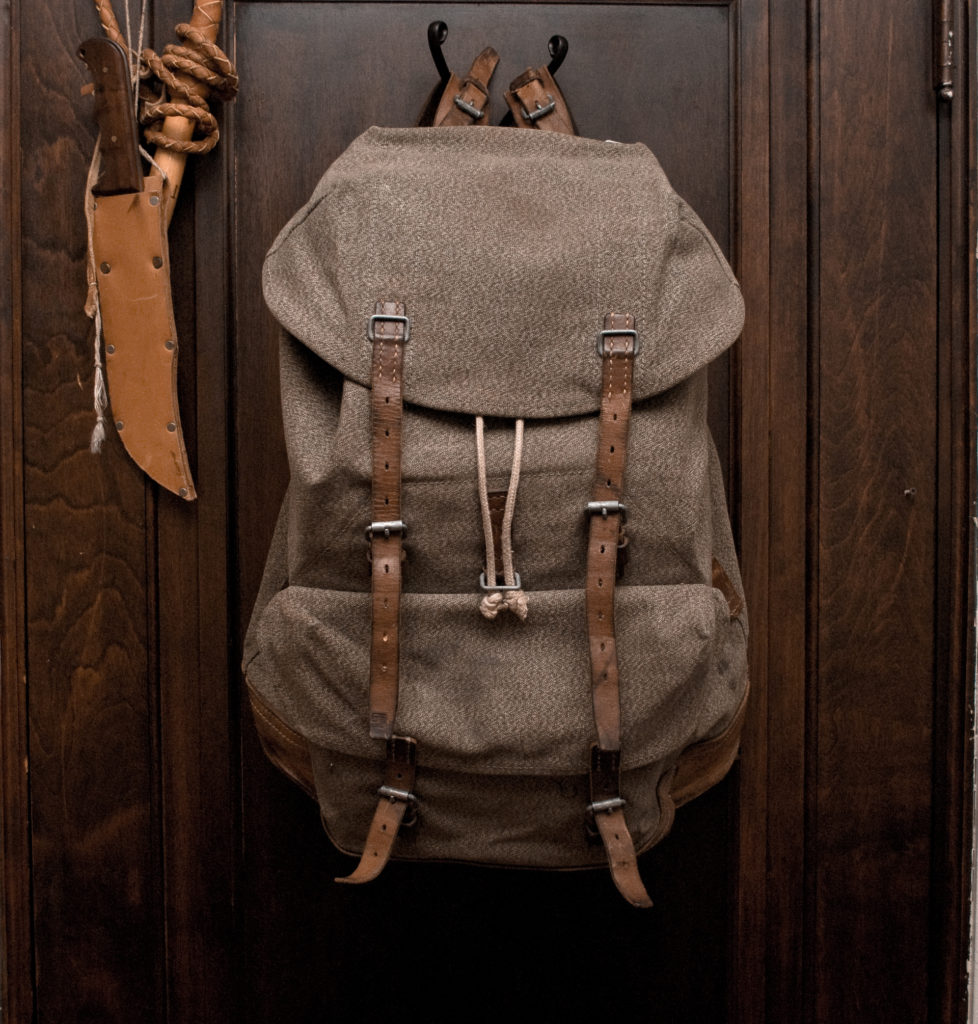 1962 Swiss Army Rucksack Liked By Just The Design