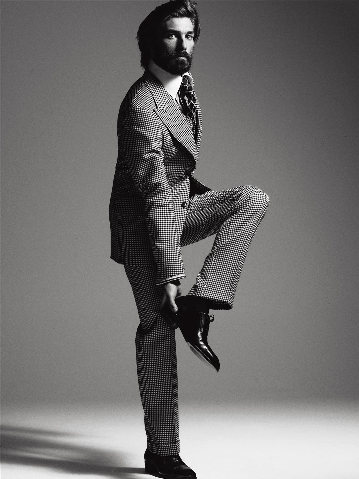 Tailoring Tom Ford From Top To Bottom
