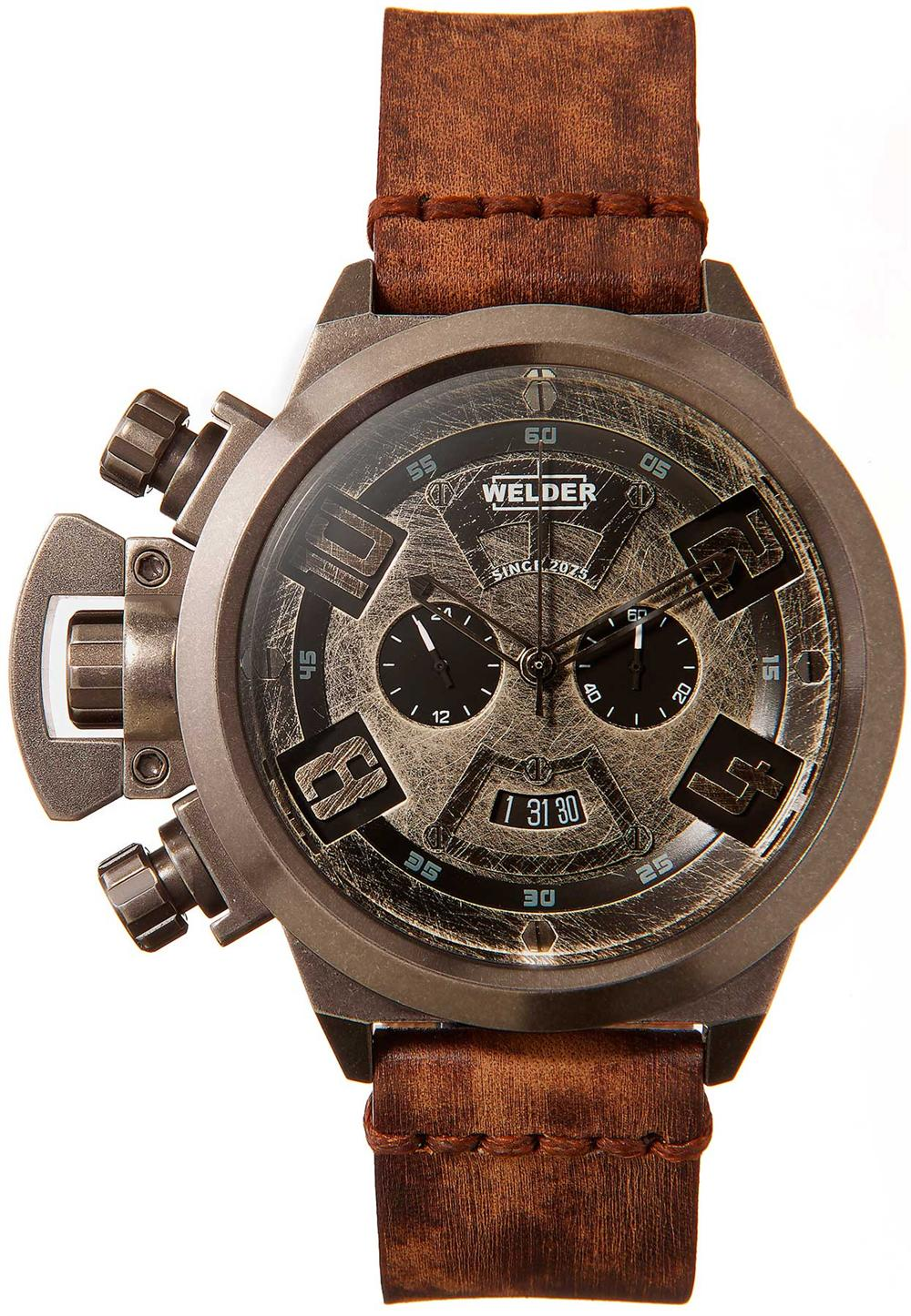 Welder K24 3600 Men's Watches | Vintage Distressed Collection
