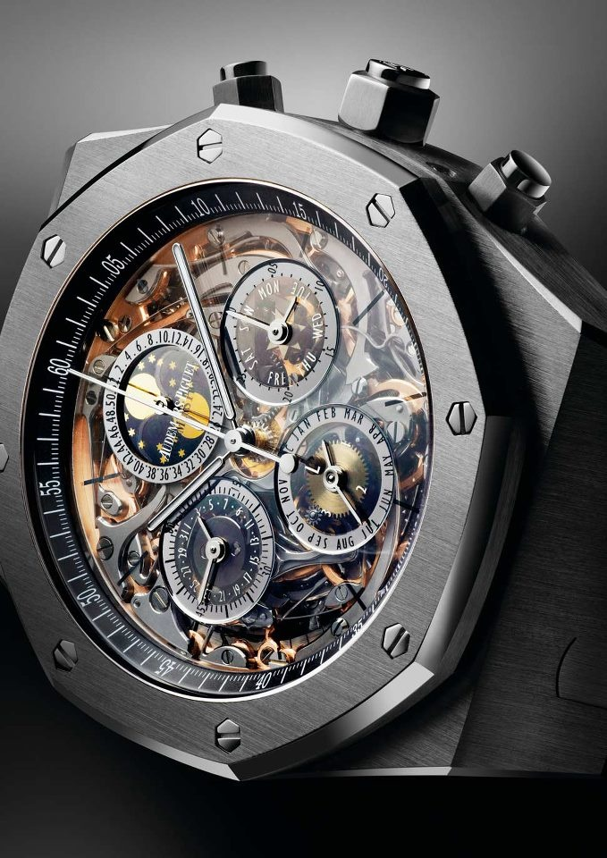 Watch By Audemars Piguet