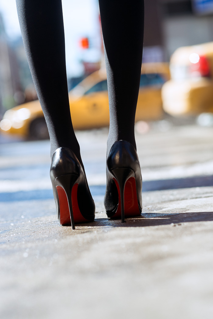 Unmistakably Christian Louboutin Shoes