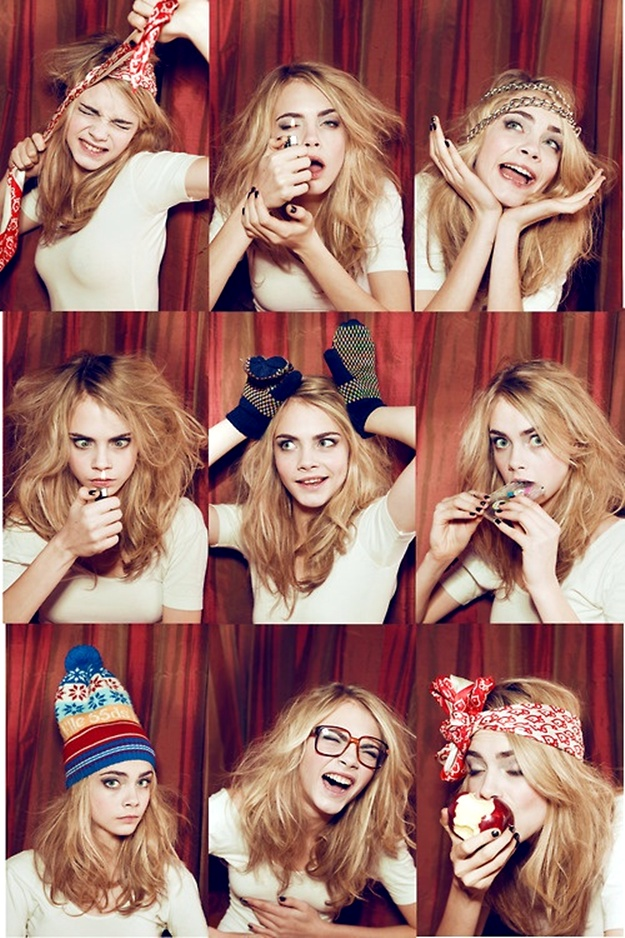 Cara Delevingne Embrace Your Weirdness