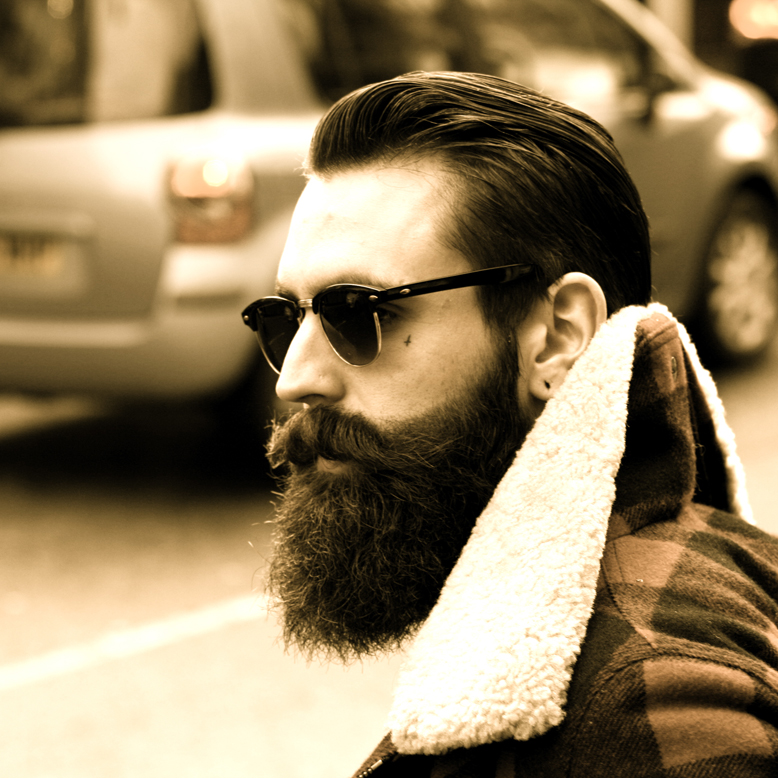 Ricki Hall Modelling For Toyshades, December 2013