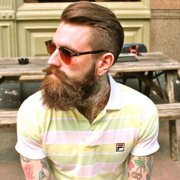 Ricki Hall Chilling In His Sunnies From ToyShades