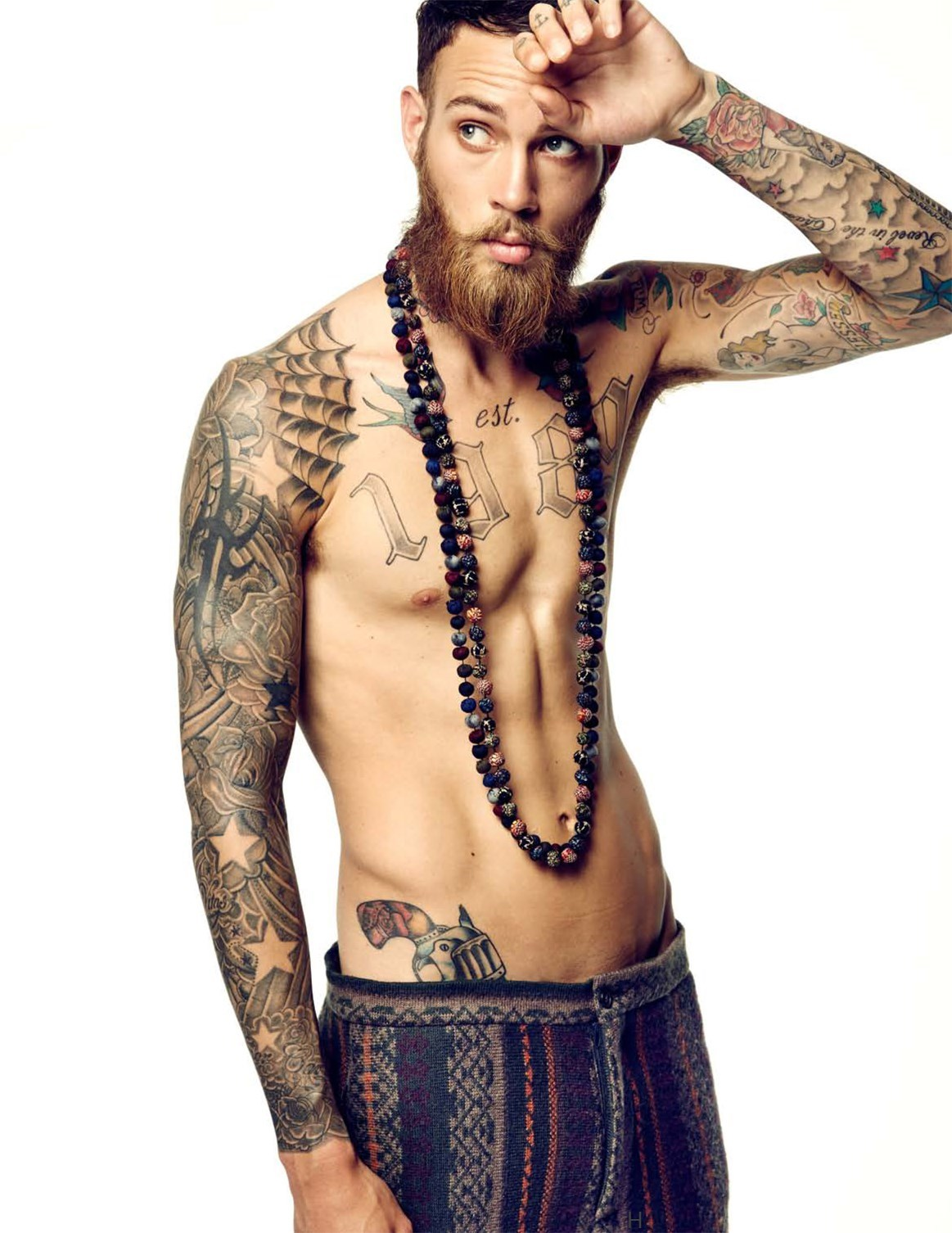 Billy Huxley by Daniel Kennedy