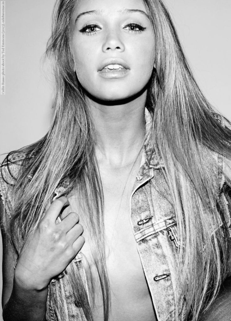 Cailin Russo Photography By Ted Emmons