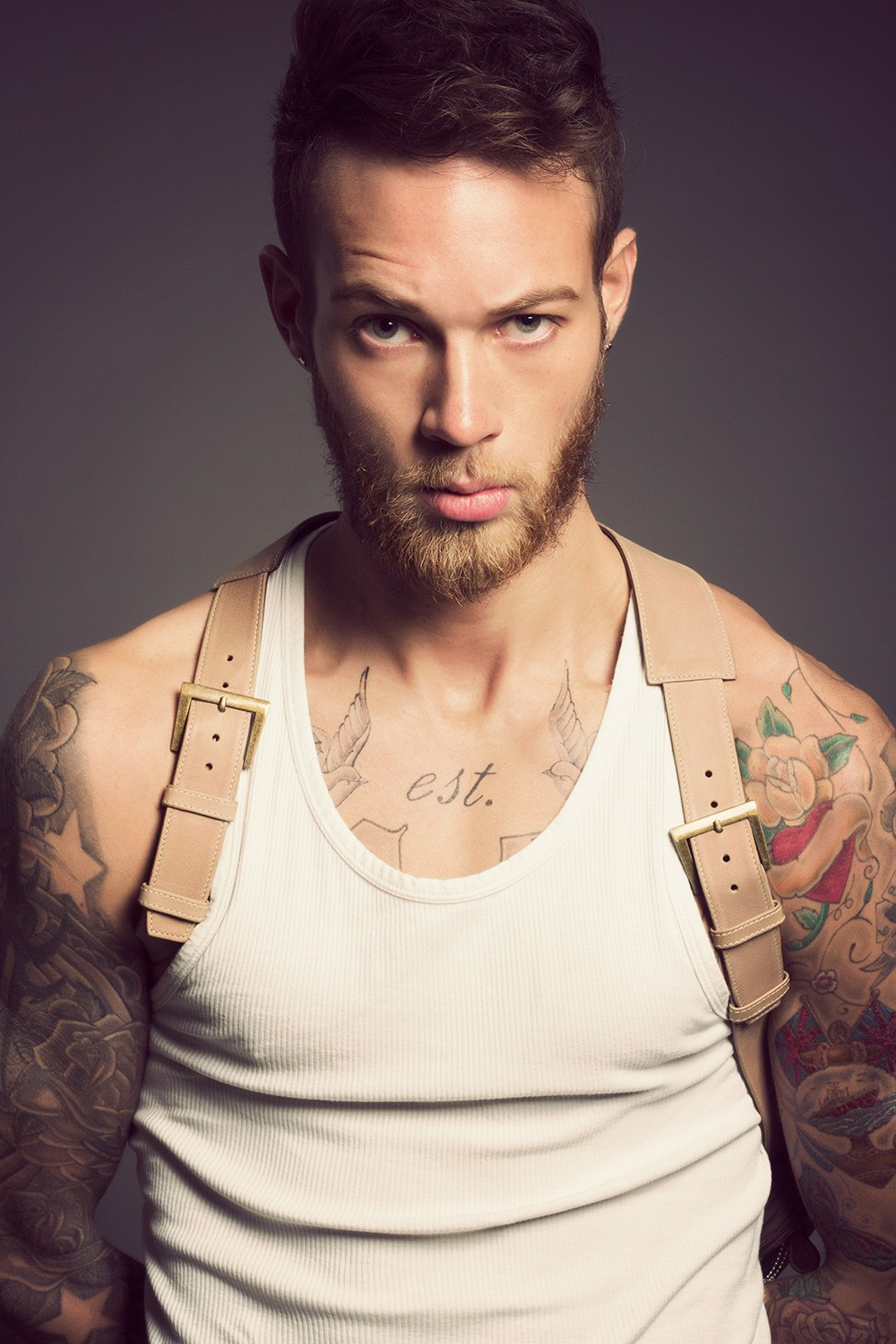 Billy Huxley, Photography By Maciek