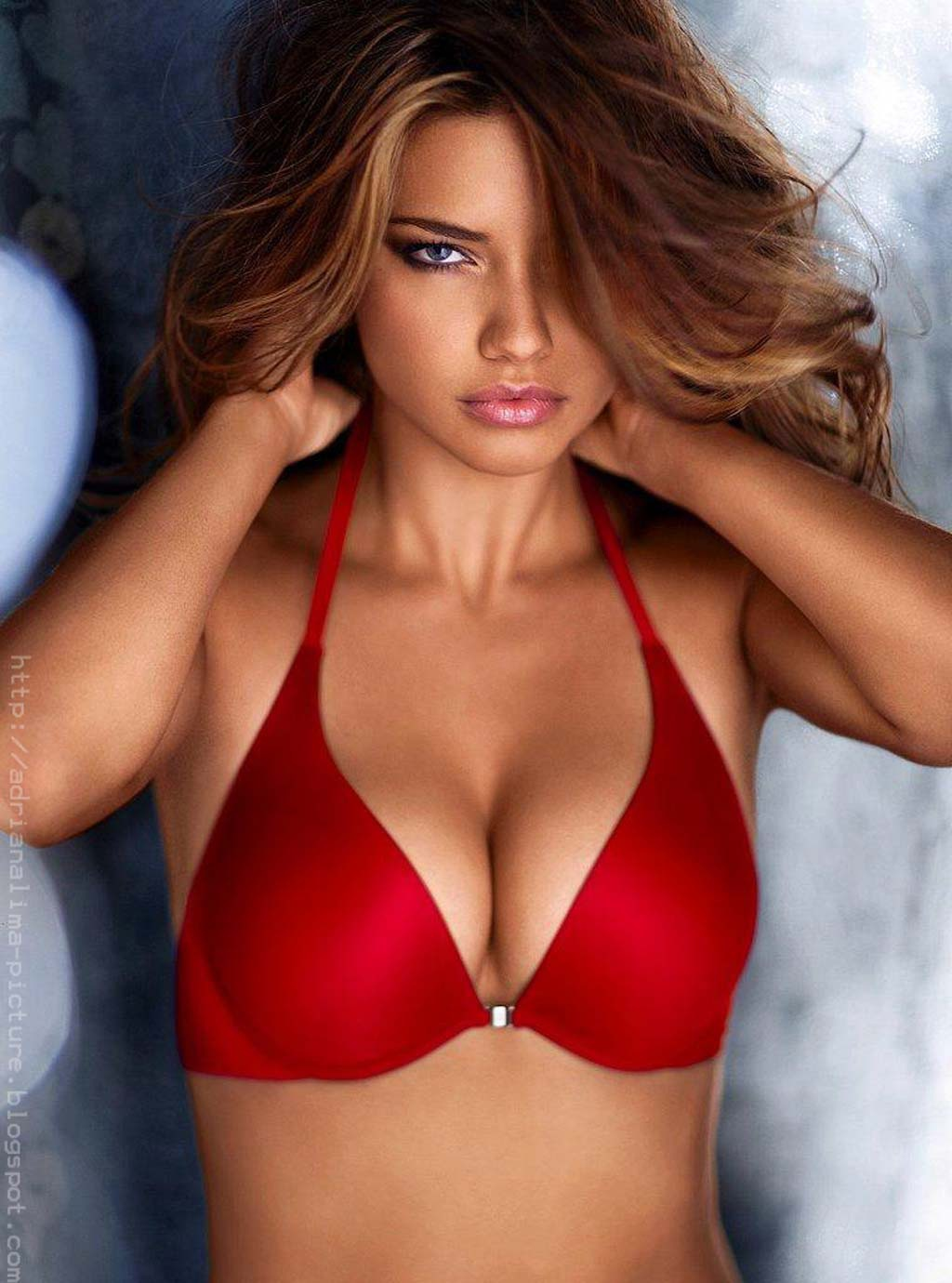 Adriana LIma VS Bikini Wear