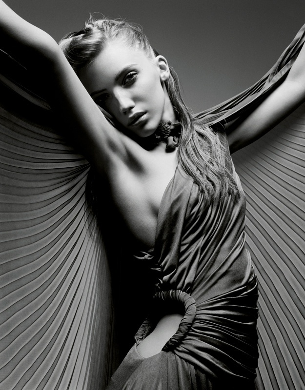 Rankin AKA John Rankin Waddell, Photographer - Just The Design Rosie Huntington Whiteley Clothing